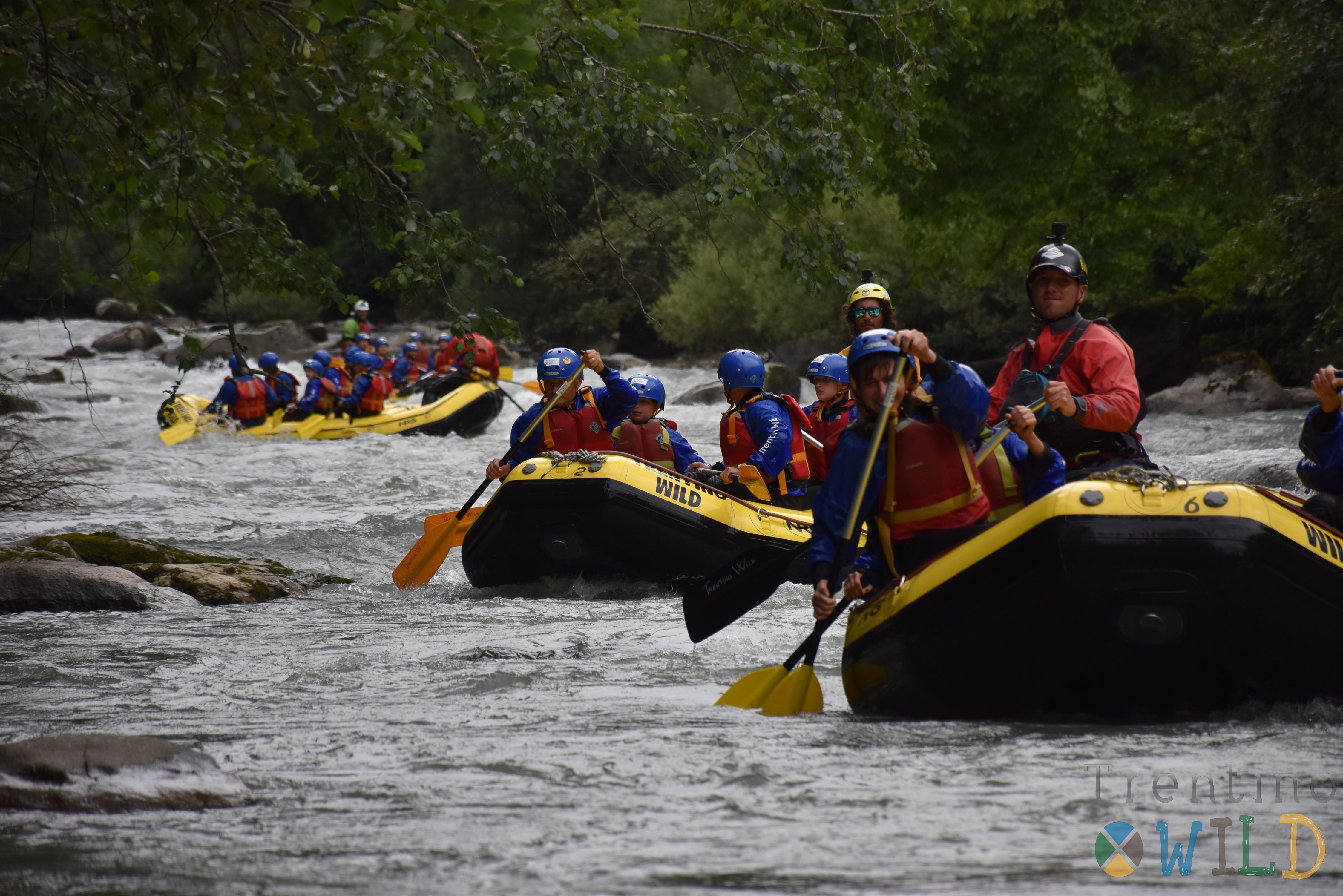 rafting-in-trentino-alto-adige